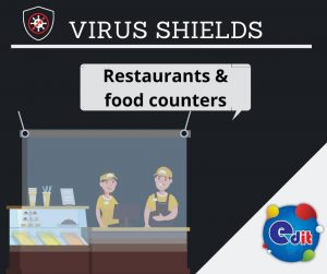 Restaurants and Food Counters