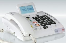 scalla 2 Amplified Large Button Phone