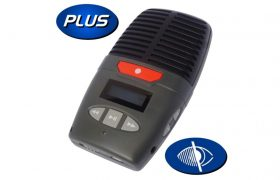 Micro-Speak Plus 8GB Grey Digital Voice Recorder
