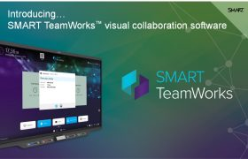 SMART TeamWorks Connected Edition