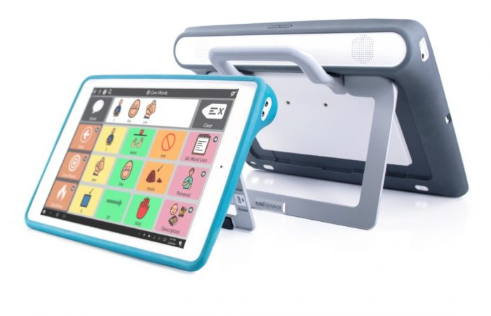 Tobii Dynavox Speech Case for iPad