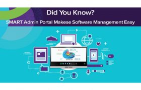 SMART Admin Portal Makes Software Management Easy