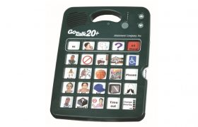 GoTalk 20+ Voice Output Device