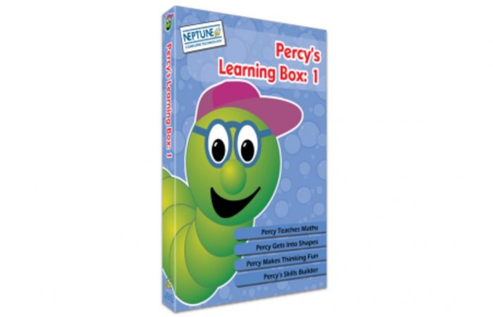 Percy's Learning Box: 1