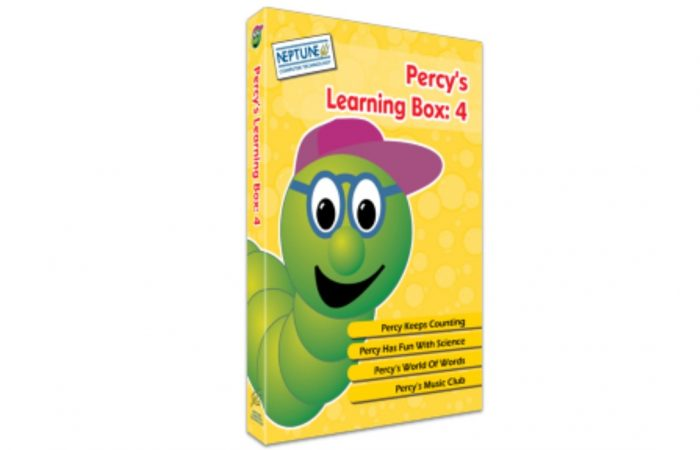 Percy's Learning Box: 4