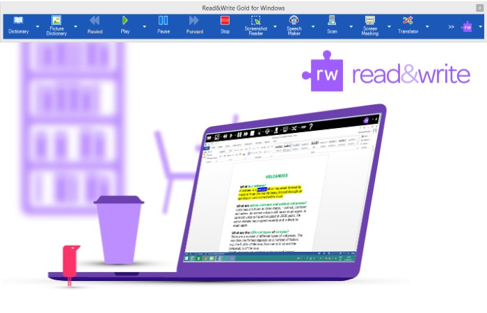 TextHELP Read&Write Gold