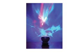 Laser Sphere Projector