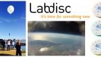 labdisc in near space