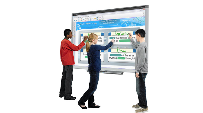 how to connect smart board