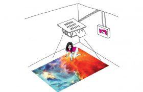 Magic Carpet Installed System