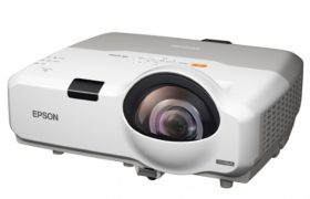 EPSON EB-530 Short Throw Data Projector (end of life)
