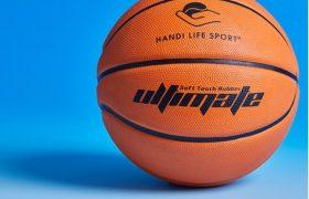 Basketball, size 7 Sound Ball