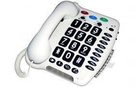 CL100 Big Button Amplified Corded Phone