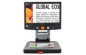 Reveal 16 Full HD digital magnifier with XY table