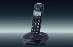 freeTEL eco Amplified Phone