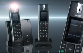 freeTEL III Amplified Phone