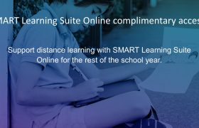 Free access to SMART Learning Suite Online