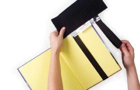 Augmentative Resources Fabric Literacy Strip