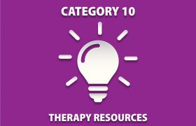 Category 10 : Therapy Resources