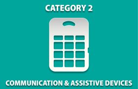 Category 2 : Communication Aids