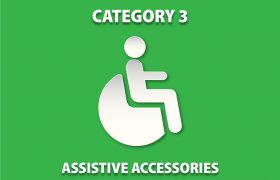 Category 3 : Assistive Accessories