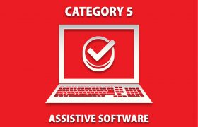Category 5 : Assistive Software