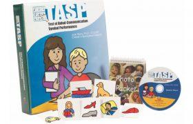 TASP: Test of Aided-Communication Symbol Performance