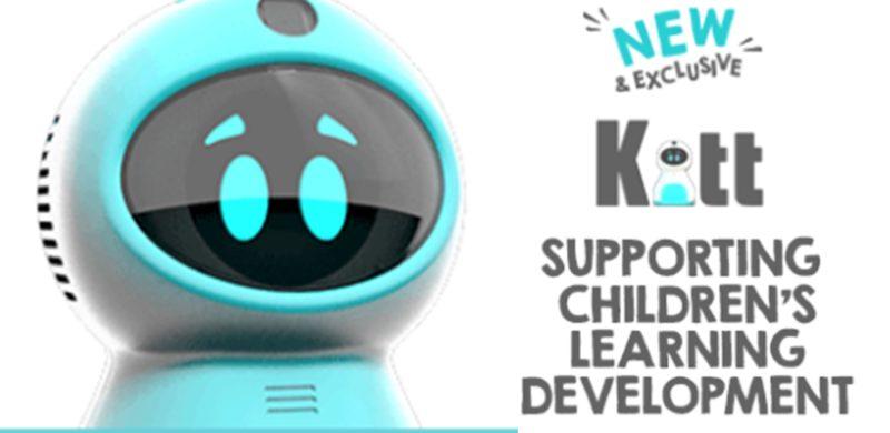Kitt The Learning Companion