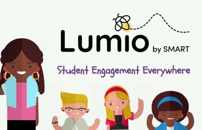Lumio by SMART (used to be SMART Learning Suite Online)