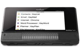 BrailleNote Touch 18 Plus – Braille notetaker/tablet